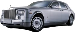 Hire a Rolls Royce Phantom or Bentley Arnage from Cars for Stars (Watford) for your wedding or civil ceremony